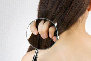 髪の老化のサインと対策法